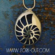 <b>Spoon Pendants</b> Hand Sawn | Simon Says Fork-Out