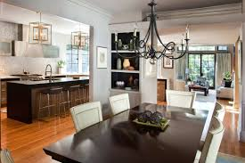 Kitchen Dining Room Designs Kitchen And Dining Room Lighting Jhoneslavaco