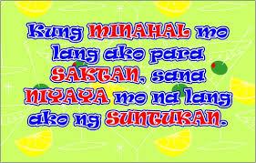 tagalog quotes for him « imgshout.com via Relatably.com