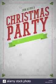christmas party invitation poster or flyer background empty christmas party invitation poster or flyer background empty space