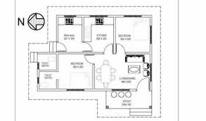 Plan for Kerala style small House   two bed room   KERALA HOME    kerala homedesign