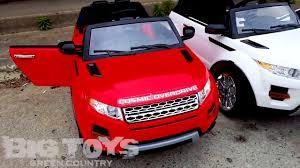 Детский <b>электромобиль</b> River Toys <b>Range Rover</b> A111AA VIP ...