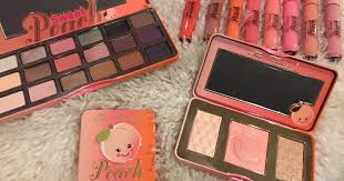 Is The <b>Too Faced</b> Sweet <b>Peach</b> Collection Worth It? These Peachy ...