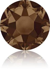 Smoked Topaz Swarovski <b>Hot</b> Fix Crystals – <b>Creative</b> Crystal