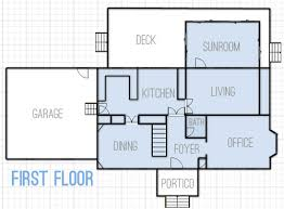 Drawing Up Floor Plans  amp  Dreaming About Changes   Young House Love