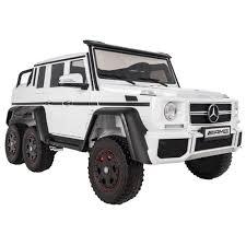 RiverToys Автомобиль <b>Mercedes</b>-<b>Benz G63</b> AMG 4 WD X555XX от ...