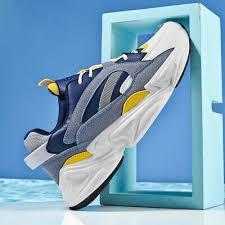 <b>Men's NEW</b> Classy Fashion Show Sneakers <b>Outdoor Jogging</b> ...