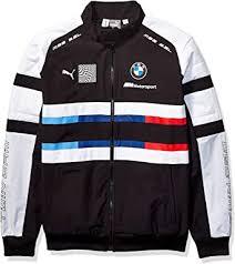 PUMA Men's BMW Motorsport Street Woven Jacket ... - Amazon.com