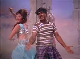 Image result for film (Gumnaam)(1965)