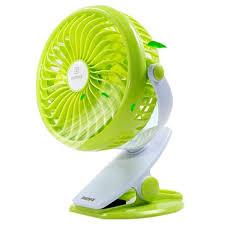 <b>Вентилятор Remax</b> Portable <b>USB</b> Mini <b>Fan</b> 360° (F2) Green ...