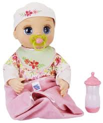 Интерактивная <b>кукла</b> Hasbro <b>Baby Alive</b> Любимая малютка, 30 см ...