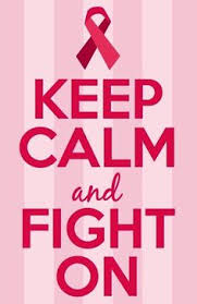 Fighting Cancer Quotes on Pinterest | Breast Cancer Sayings ... via Relatably.com