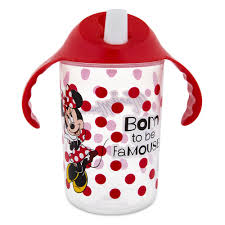 <b>Minnie Mouse Sippy Cup</b> | shopDisney