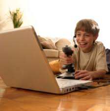 Image result for kid gaming on a pc