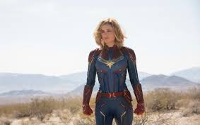 'Captain <b>Marvel</b>' dominates the box office with $153 million opening ...