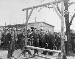 「1945, General Dwight D liberated concentration camp」の画像検索結果
