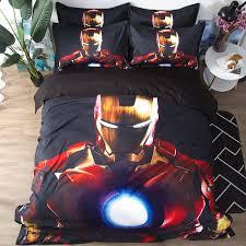 Marvel Avengers Alliance 3D <b>venom bedding set</b> iron Man The ...