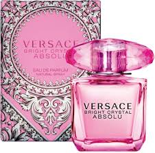 <b>Versace Bright Crystal</b> Absolu EdP 50ml in duty-free at airport ...