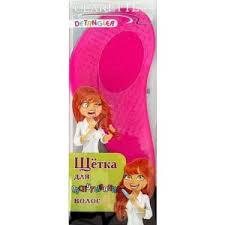 Расческа <b>Clarette Щётка</b> для распутывания <b>волос</b> Detangler ...