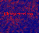 characterless