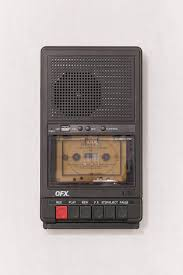 Retro Shoebox Cassette <b>Tape Recorder</b> + USB Player – <b>Hipster</b> ...