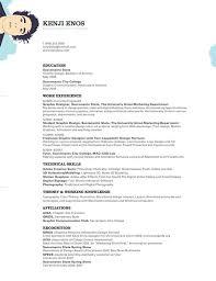 simple resume design ideas that workkenjiboy  graphic design resume