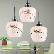 modern brief three head glass flower pendant light dining room pendant lamp restaurant fixture lighting art glass lighting fixtures for sale art glass lighting fixtures