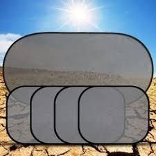 <b>5pcs Set Car</b> Window Sun <b>Shade Car</b> Windshield Visor Cover Block ...