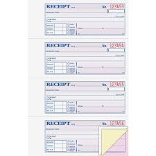 okanagan office systems office supplies envelopes forms tapebound receipt book lets you record rent payments and any other type of payment each three part form indicates a place to record date payer s