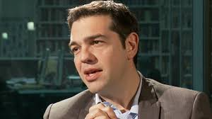 Alexis Tsipras: Greece could be the spark for defeating austerity across Europe - video interview - Alexis-Tsipras-005