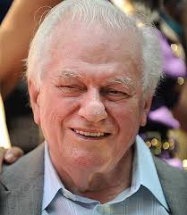 Broadway dims its lights for Charles Durning on Thursday nig. - charles-durning-2008-gi