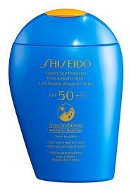 Shiseido <b>лосьон</b> Expert <b>Sun Солнцезащитный лосьон</b> для лица и ...