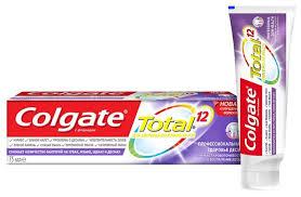 <b>Зубная паста Colgate Total</b> 12 Профессиональная Здоровье ...