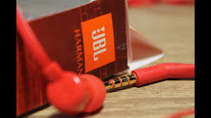 <b>JBL T110</b> by HARMAN <b>RED</b>, <b>Гарнитура</b>.Распаковка#romchik ...