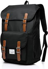 Vaschy School Backpack for Men and Women Casual ... - Amazon.com