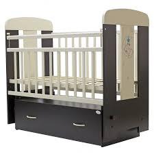 Детская <b>кроватка Топотушки Верона</b> поперечный <b>маятник</b> ...