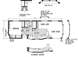 Mobile Home Floor Plans  Manufacturers and Modelsfloor plan mobile home