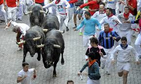 Image result for san fermin pamplona public domain