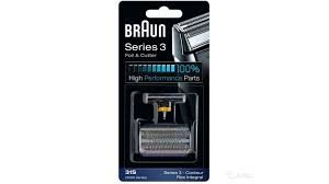 <b>Braun Series3 31S Сетка</b> + режущий блок купить в Воронежской ...