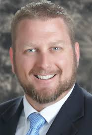Chad Larson, Home Federal Bank branch manager in downtown Boise, Idaho. Chad Larson - Chad-Larson