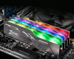 Обзор комплекта оперативной <b>памяти</b> DDR4-3200 <b>Kingmax Zeus</b> ...