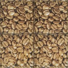 <b>Absolut</b> Keramika <b>Декор керамический</b> Set Coffee Beans 02 (4pzs ...