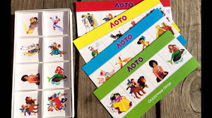 <b>Настольная игра</b> для детей <b>ЛОТО</b>. Развиваем внимание ...