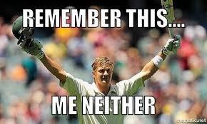 "Freddie Wilde on Twitter: ""Shane Watson. (via Cricket Memes on ... via Relatably.com"
