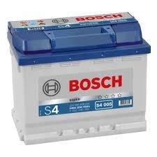 Аккумулятор <b>BOSCH</b> S4 005 Silver 560 408 054 обратная ...