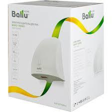 <b>Сушилка для рук электрическая</b> Ballu BAHD-1000AS, 1000 Вт в ...