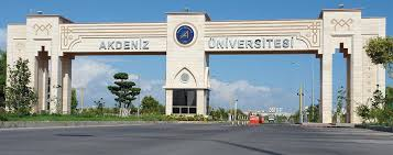 Image result for akdeniz university map