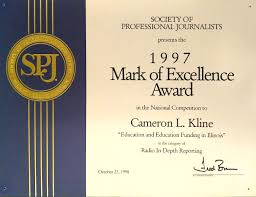 education and education reform in illinois author cameron l kline this essay was the 1997 society of professional journalism mark of excellence award winner for in depth reporting the work was judged by professional