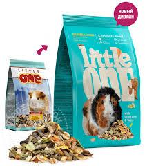 Купить <b>Корм</b> для грызунов <b>Little One</b> для морских свинок 400г с ...