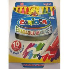 Набор <b>фломастеров Carioca Erasable</b>, стираемые   Отзывы ...